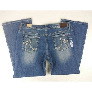 Maurice Womens Jeans Size 15/16 S New With Tags